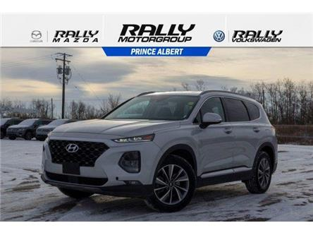 2019 Hyundai Santa Fe Preferred 2.4 (Stk: V994) in Prince Albert - Image 1 of 11