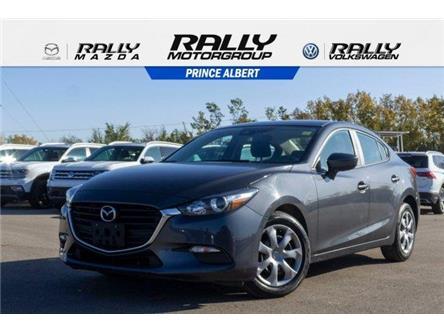 2018 Mazda Mazda3 GX (Stk: V1022) in Prince Albert - Image 1 of 11