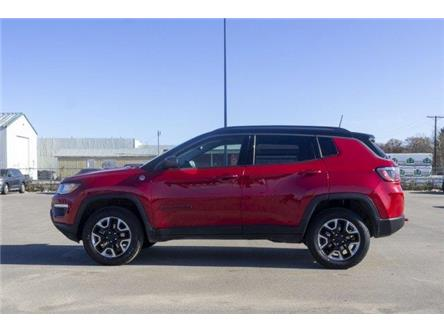 2018 Jeep Compass Trailhawk (Stk: V1032) in Prince Albert - Image 2 of 11