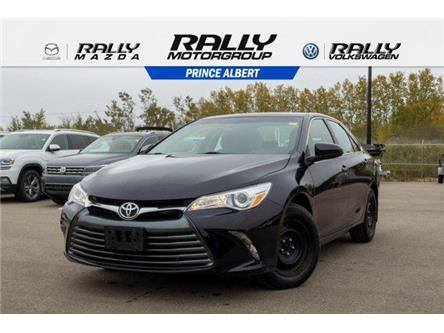 2017 Toyota Camry LE (Stk: V1039) in Prince Albert - Image 1 of 11