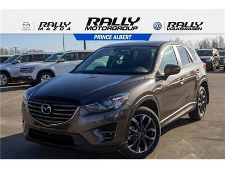 2016 Mazda CX-5 GT (Stk: V1068) in Prince Albert - Image 1 of 11