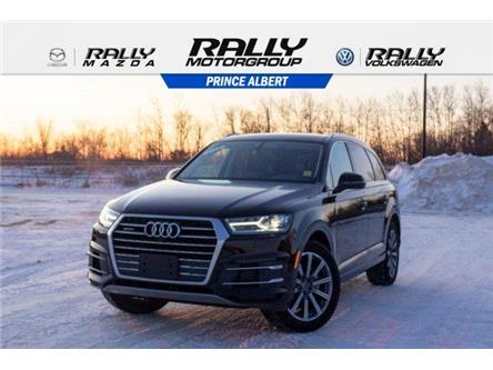 2019 Audi Q7 55 Progressiv (Stk: V1064) in Prince Albert - Image 1 of 11