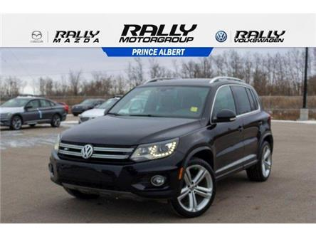 2013 Volkswagen Tiguan 2.0 TSI Highline (Stk: 1959A) in Prince Albert - Image 1 of 11