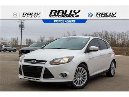 2012 Ford Focus Titanium (Stk: V1079) in Prince Albert - Image 1 of 11