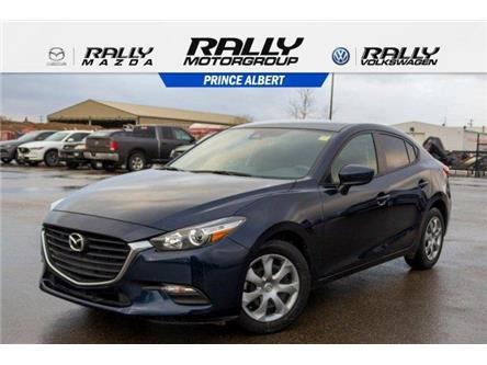 2018 Mazda Mazda3 GX (Stk: V1089) in Prince Albert - Image 1 of 11