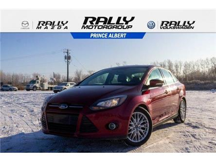 2014 Ford Focus Titanium (Stk: V1073) in Prince Albert - Image 1 of 11