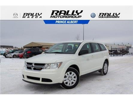 2017 Dodge Journey CVP/SE (Stk: 19118A) in Prince Albert - Image 1 of 11