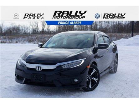 2018 Honda Civic Touring (Stk: V1116) in Prince Albert - Image 1 of 8