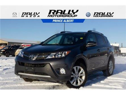 2015 Toyota RAV4 Limited (Stk: V1121) in Prince Albert - Image 1 of 11