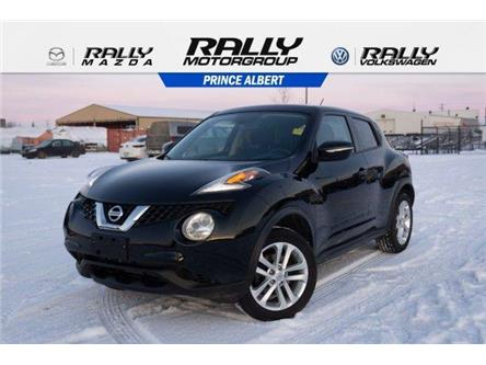 2015 Nissan Juke SV (Stk: V1119) in Prince Albert - Image 1 of 11