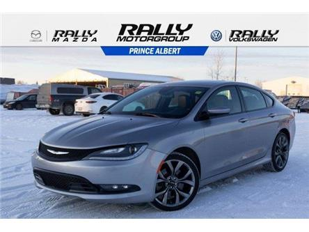 2015 Chrysler 200 S (Stk: V1125) in Prince Albert - Image 1 of 11