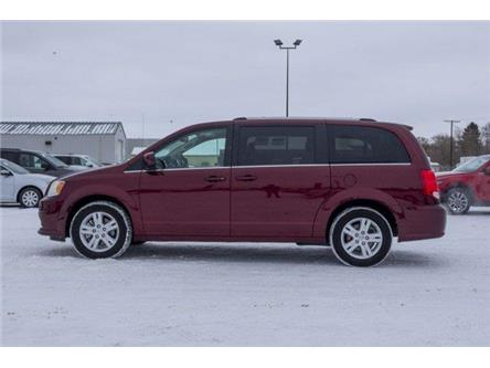 2019 Dodge Grand Caravan Crew (Stk: V1129) in Prince Albert - Image 2 of 11