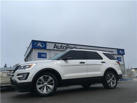 2016 Ford Explorer Sport (Stk: 16-45999) in Brampton - Image 1 of 24