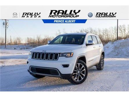 2018 Jeep Grand Cherokee Limited (Stk: V1137) in Prince Albert - Image 1 of 11