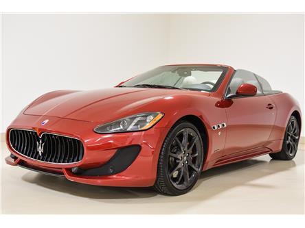 2017 Maserati GranTurismo Sport (Stk: UC1528) in Calgary - Image 1 of 24
