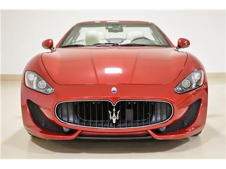 2017 Maserati GranTurismo Sport (Stk: UC1528) in Calgary - Image 2 of 24