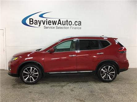 2017 Nissan Rogue SL Platinum (Stk: 36097J) in Belleville - Image 1 of 28
