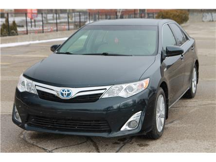 2012 Toyota Camry Hybrid XLE (Stk: 2001005) in Waterloo - Image 1 of 24