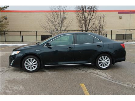 2012 Toyota Camry Hybrid XLE (Stk: 2001005) in Waterloo - Image 2 of 24