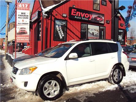 2012 Toyota RAV4 Base (Stk: ) in Ottawa - Image 1 of 27