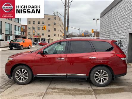 2014 Nissan Pathfinder SL (Stk: U1770) in Toronto - Image 2 of 21