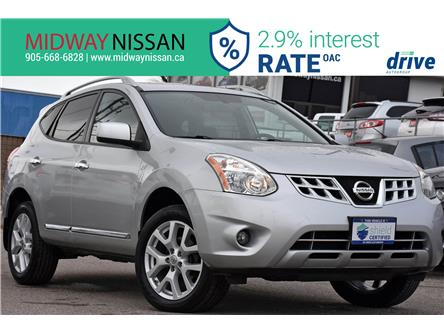 2013 Nissan Rogue SV (Stk: LC760089A) in Whitby - Image 1 of 32