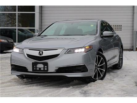 2017 Acura TLX Base (Stk: 18893A) in Ottawa - Image 1 of 28