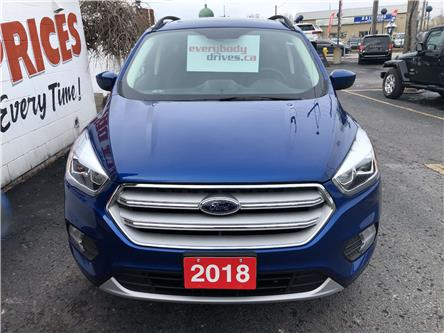 2018 Ford Escape SEL (Stk: 20-026) in Oshawa - Image 2 of 15