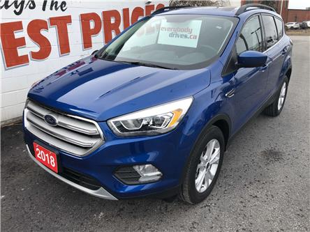 2018 Ford Escape SEL (Stk: 20-026) in Oshawa - Image 1 of 15
