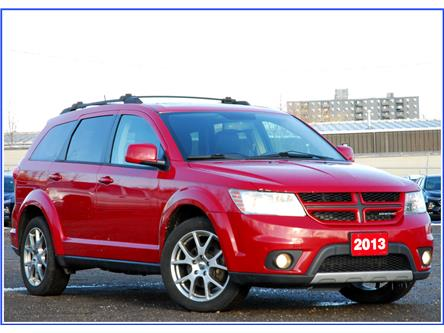2013 Dodge Journey R/T Rallye (Stk: 150510AX) in Kitchener - Image 1 of 19