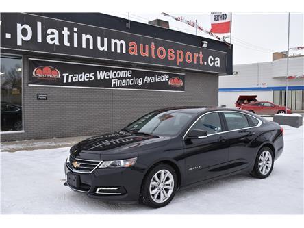 2018 Chevrolet Impala 1LT (Stk: PP548) in Saskatoon - Image 1 of 21