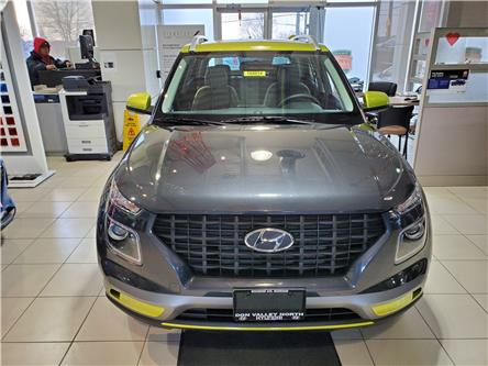 2020 Hyundai Venue Trend w/Urban PKG - Grey-Lime Interior (IVT) (Stk: 104014) in Markham - Image 2 of 24