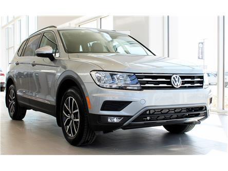 2020 Volkswagen Tiguan Comfortline (Stk: 70009) in Saskatoon - Image 1 of 24