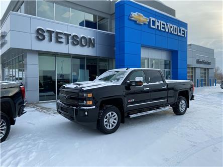 2018 Chevrolet Silverado 3500HD LTZ (Stk: 19-491A) in Drayton Valley - Image 1 of 14
