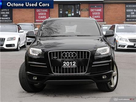2012 Audi Q7 3.0 Premium Plus (Stk: ) in Scarborough - Image 2 of 28
