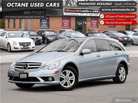 2008 Mercedes-Benz R-Class Base (Stk: ) in Scarborough - Image 1 of 29