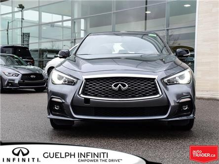 2020 Infiniti Q50  (Stk: I7130) in Guelph - Image 2 of 27