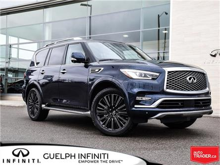 2020 Infiniti QX80  (Stk: I7133) in Guelph - Image 1 of 29