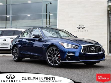2020 Infiniti Q50  (Stk: I7131) in Guelph - Image 1 of 27