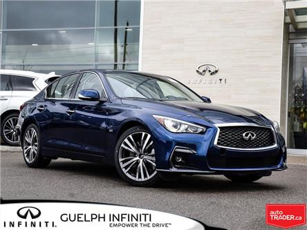 2020 Infiniti Q50  (Stk: I7128) in Guelph - Image 1 of 24