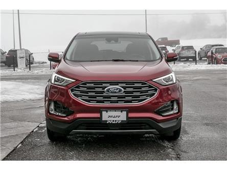 2019 Ford Edge Titanium - AWD (Stk: H20218A) in Orangeville - Image 2 of 22