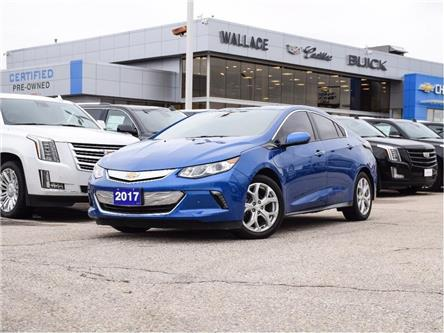 2017 Chevrolet Volt NO ACCIDENT | PREMIER | LEATHER | BSI | REAR CAM (Stk: PL5277) in Milton - Image 1 of 26