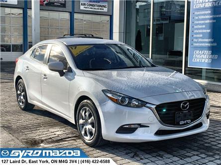 2017 Mazda Mazda3 GX (Stk: 29381A) in East York - Image 1 of 29