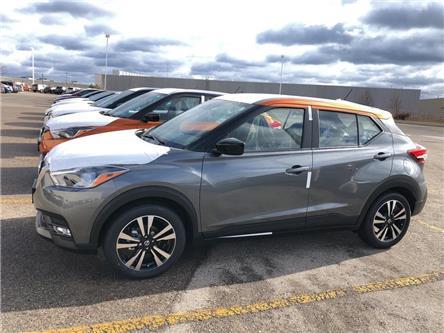 2020 Nissan Kicks  (Stk: Z1405) in Burlington - Image 2 of 5