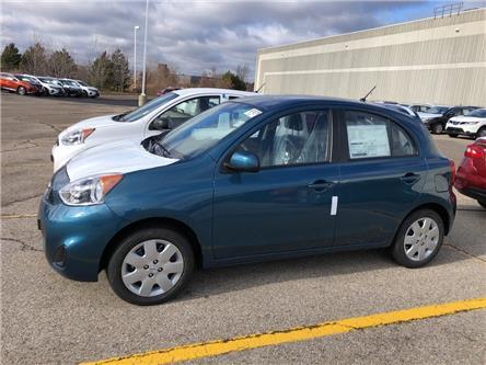 2019 Nissan Micra  (Stk: Y7538) in Burlington - Image 2 of 5