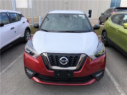 2020 Nissan Kicks  (Stk: Z1409) in Burlington - Image 2 of 5
