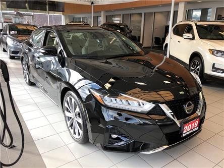 2019 Nissan Maxima Platinum (Stk: Y4514) in Burlington - Image 2 of 5