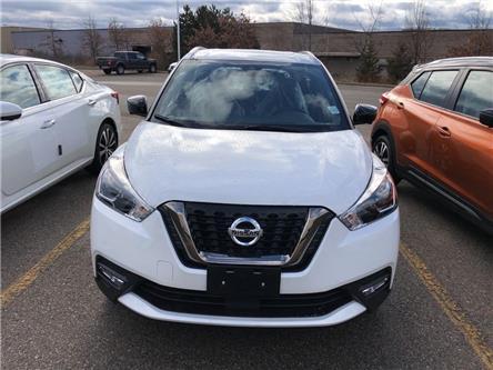 2020 Nissan Kicks  (Stk: Z1406) in Burlington - Image 2 of 5