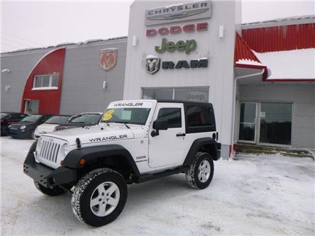 2013 Jeep Wrangler Sport (Stk: MU862A) in Mont-Laurier - Image 1 of 18