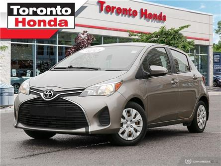 2015 Toyota Yaris LE (Stk: H39849A) in Toronto - Image 1 of 27